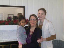 Traci, Sheila and Selah